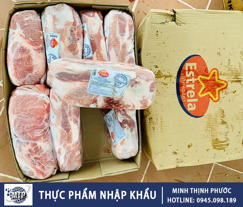 Thịt Lợn Nhập Khẩu